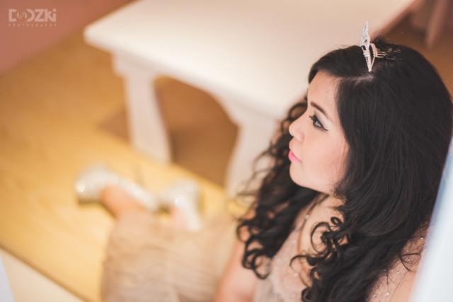 Katreena Bacatan turning 18
