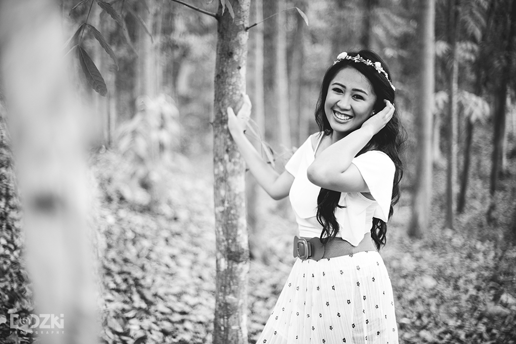 Pollyanna Pre-debut photography session