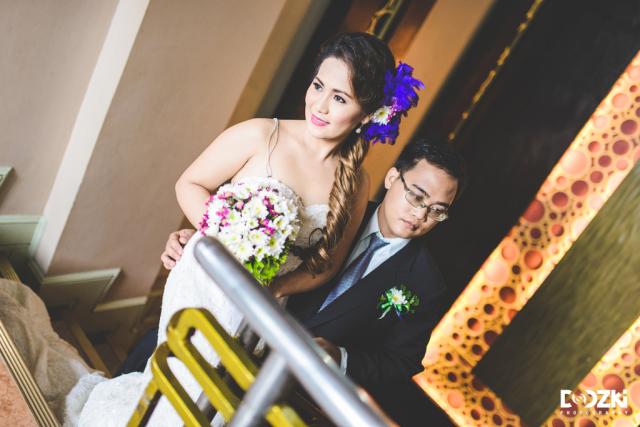 Wedding: Jovelyn and Mark