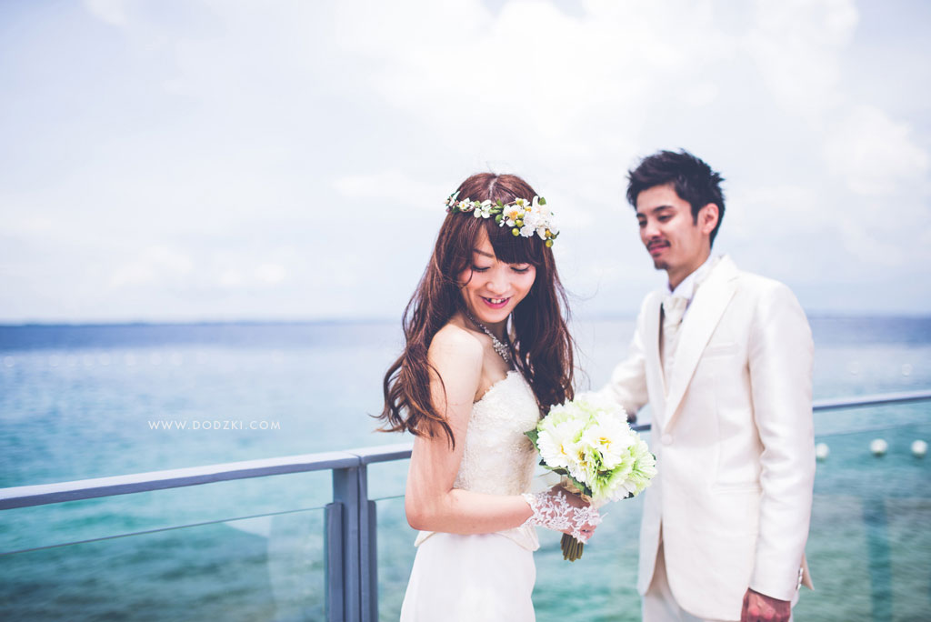 Fumiya and Saori - Cebu Wedding Photographer