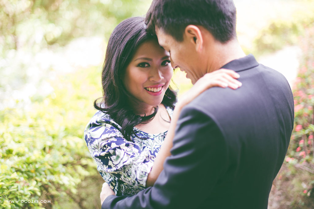 E-session of Joel and Abigail at Busay