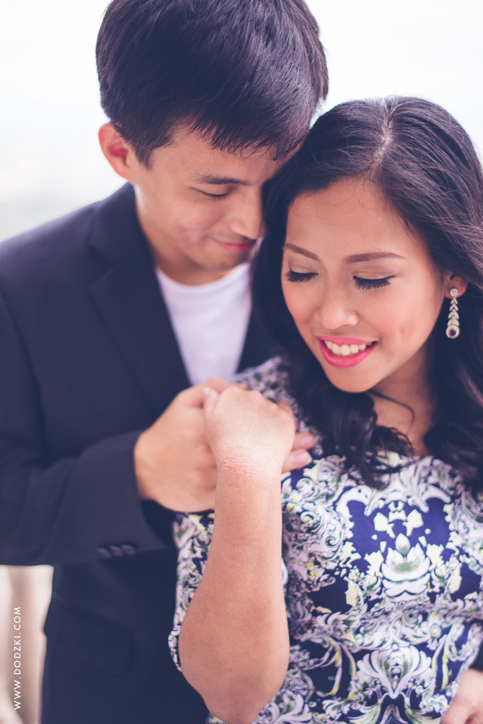 E-session of Joel and Abigail at Temple of Lea