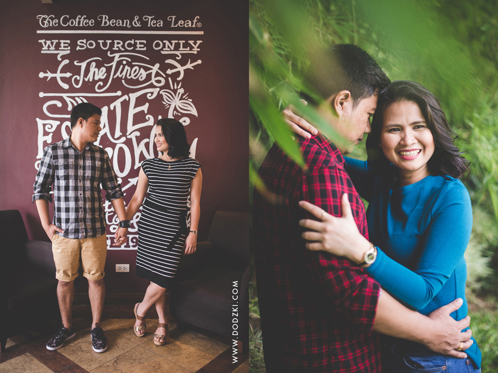 Geaoffrey and Diana Engagement Session by Dodzki Photography - Cebu Wedding Photographer