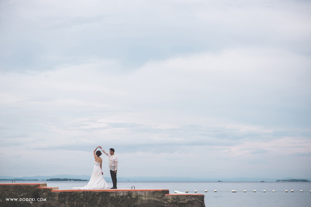 Hidetaka and Akiko Post Nuptial Photo by Dodzki Photography - Wedding and Portrait Photography.
