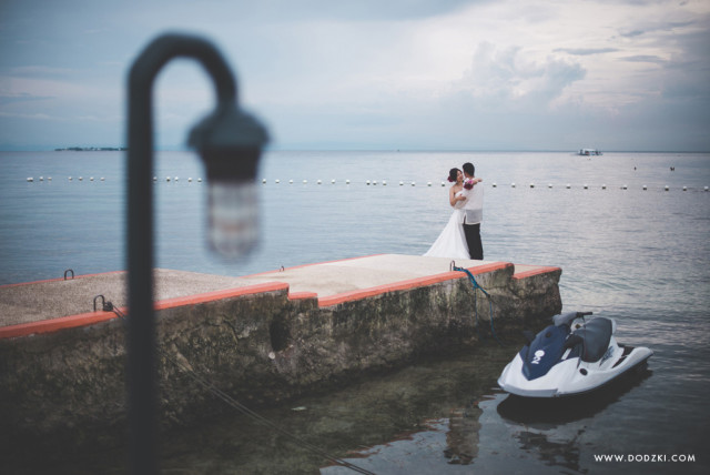 Hidetaka and Akiko Post Nuptial Photo by Dodzki Photography - Wedding and Portrait Photography.