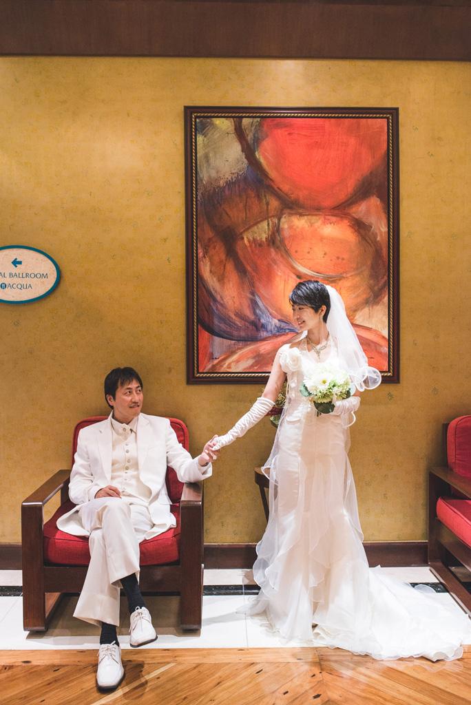 Post-wedding of Yoshihiro and Nobue by Dodzki Photography - Wedding and Portrait Photographer.