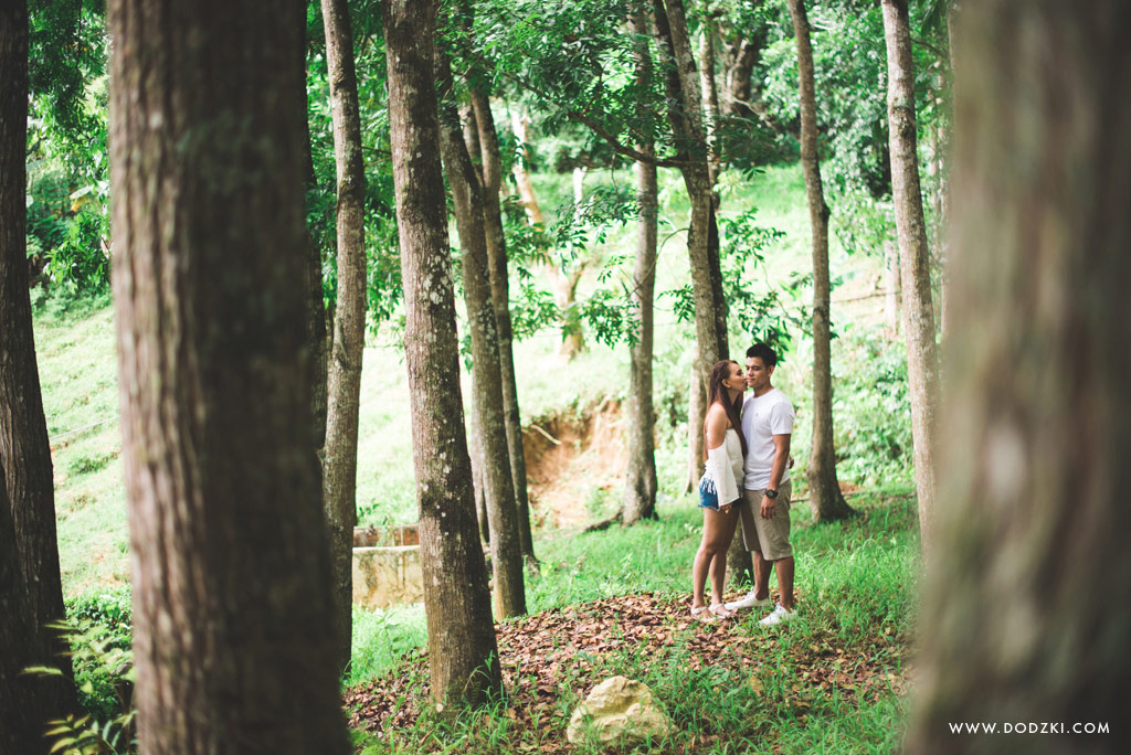 Engagement session of Lea and Junrey by Dodzki Photography