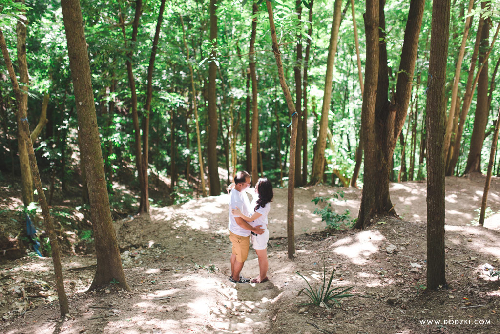Angie and Earl Engagement Session - Photograph by Dodzki Photography