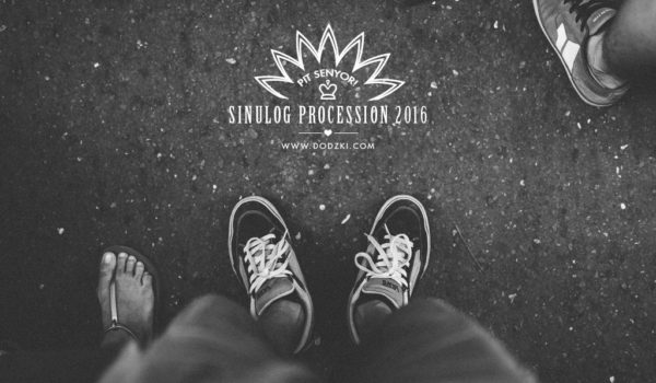 Sinulog Procession 2016