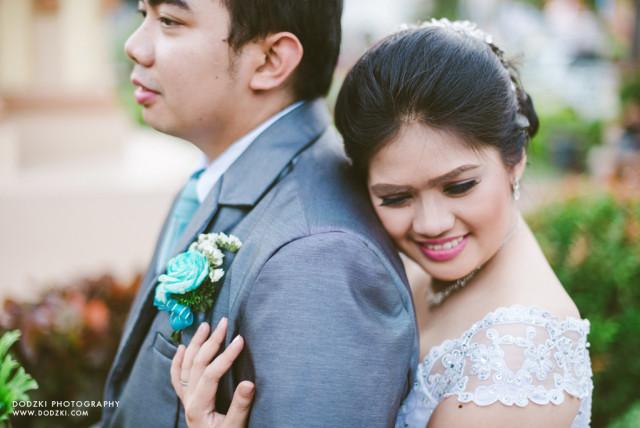 Rose and Romeo - Photograph by a Cebu Wedding Photographer