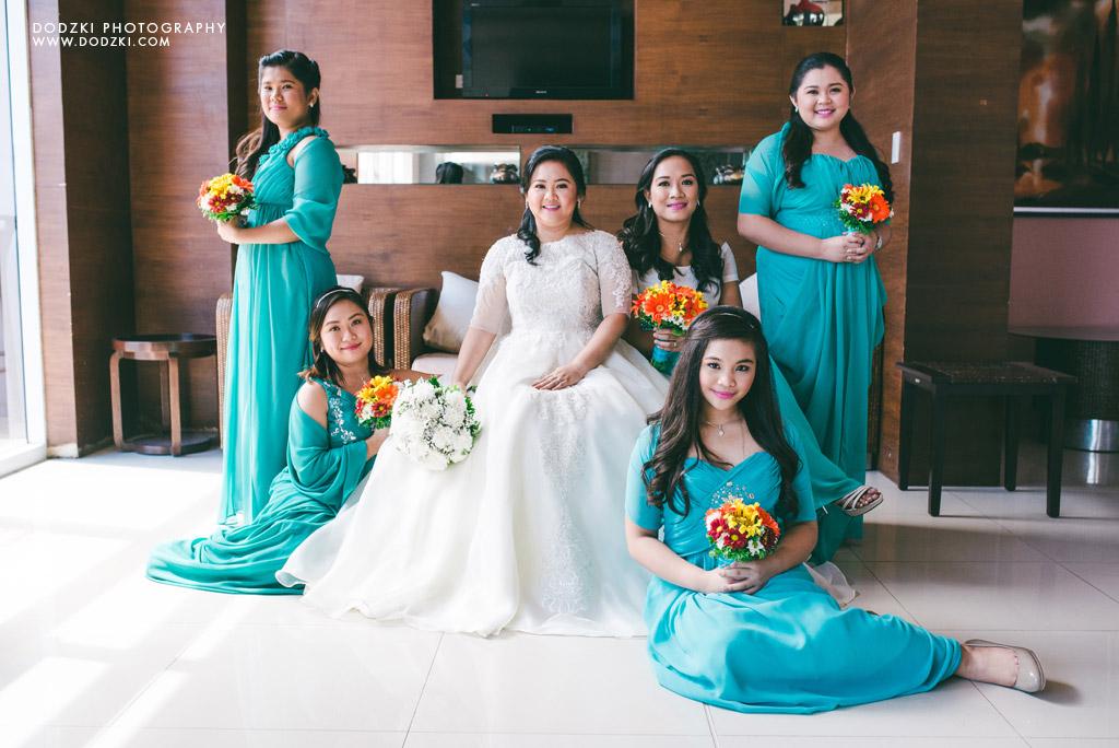 Wedding Tips 101: The Entourage | Dodzki Photography