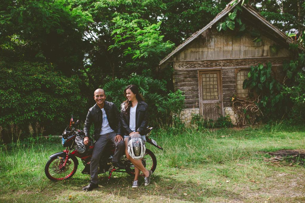 Jethro and Marianne - Cebu Engagement Session