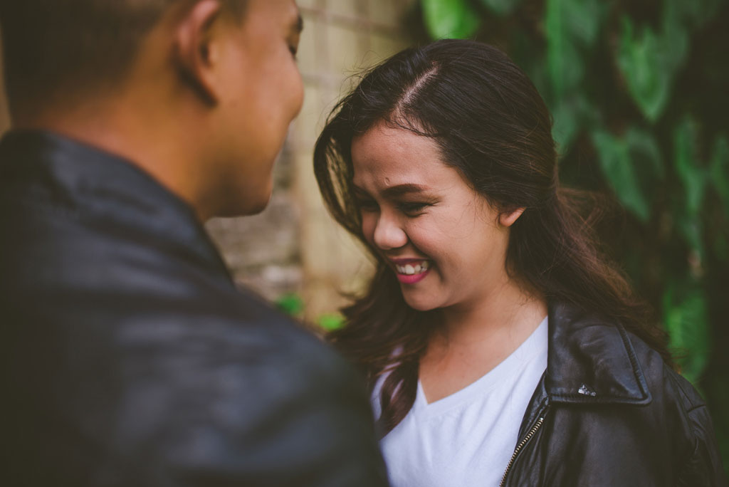 Jethro and Marianne - Cebu Engagement Session