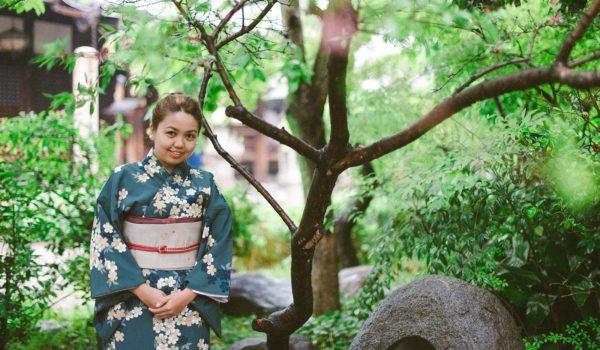 Japan Day 3 – Kimono experience, Osaka Castle to Nara