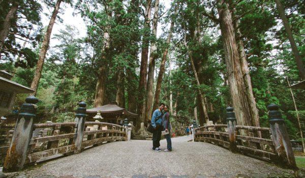 Japan Day 2 – Osaka and Mount Koya