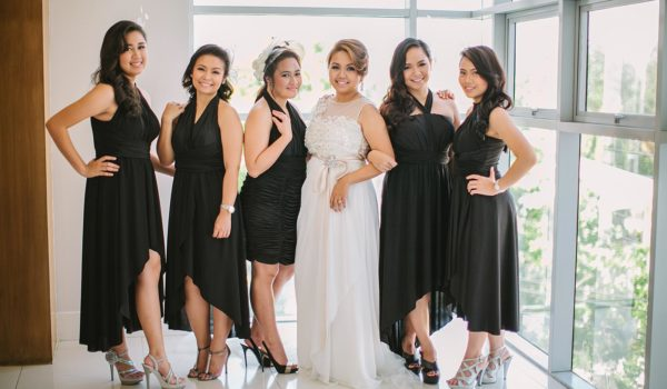 Wedding Tips 101: The Entourage