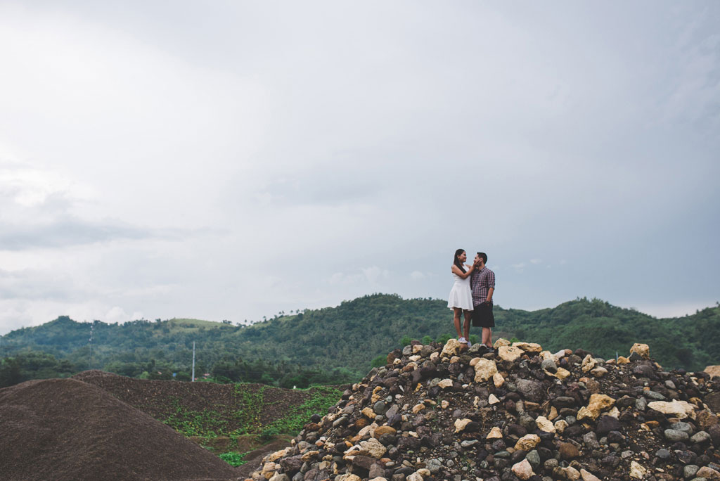 Lyan and Agnes - Toledo Engagement Session