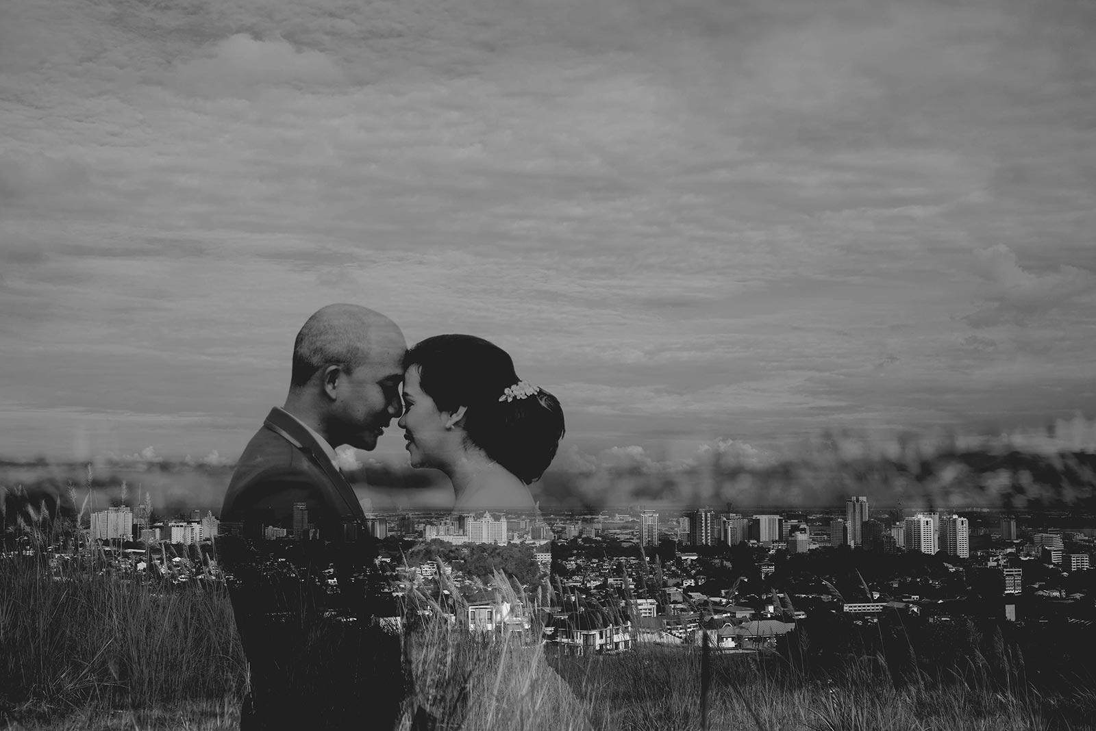 Jethro and Marianne's Cebu City Guadalupe Wedding