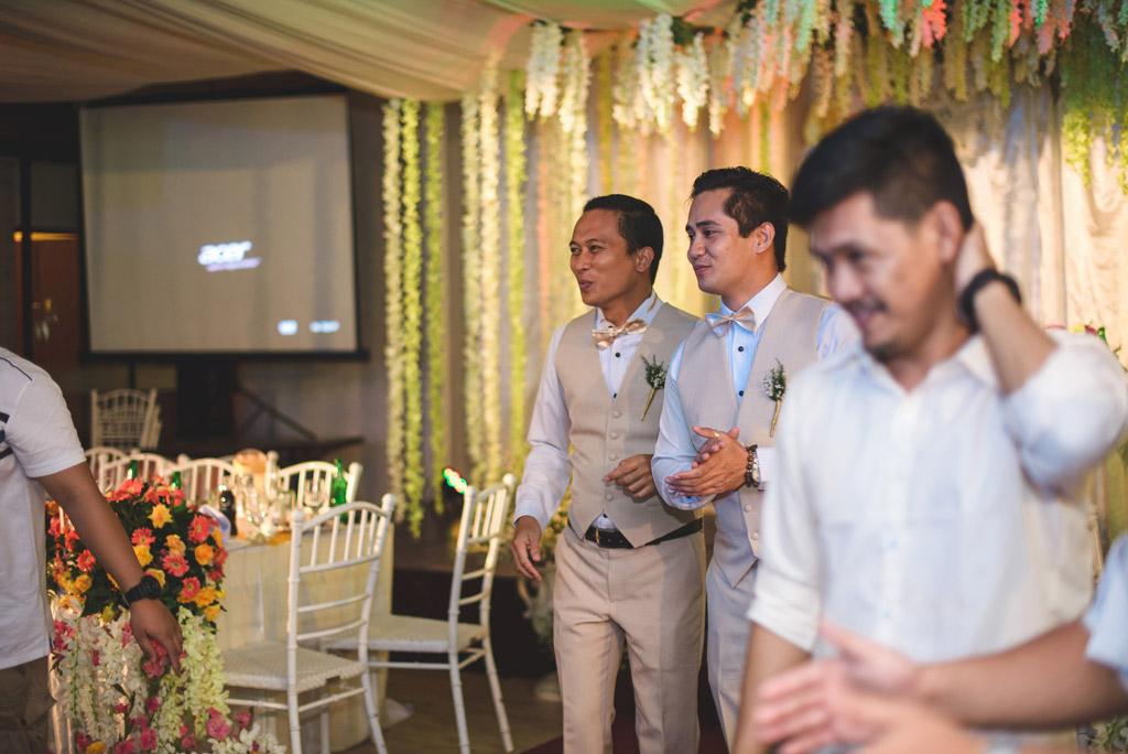 Florie and Ronil - Cebu Wedding Photographs by Dodzki
