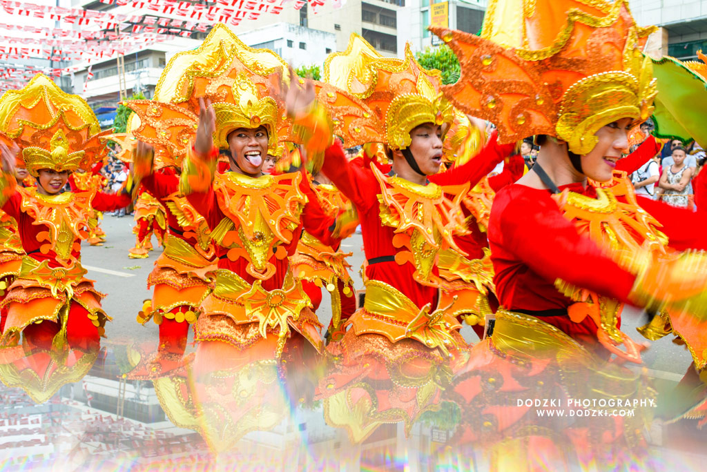 Sinulog 2017 - Contingents