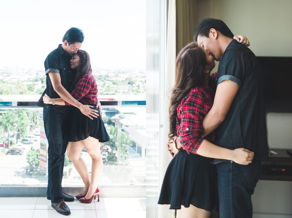 Florie and Ronil - Cebu Engagement Session by Dodzki Photography