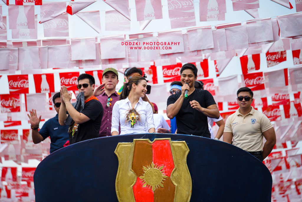 Sinulog 2017 - Celebrities