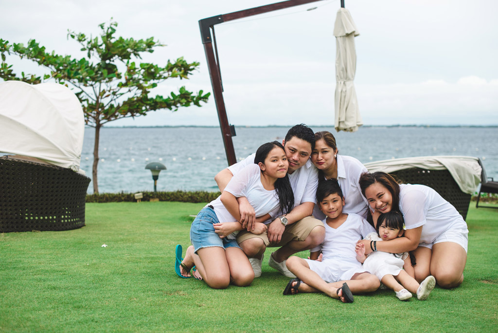 Jacinto Family Portrait - Photograph by Dodzki