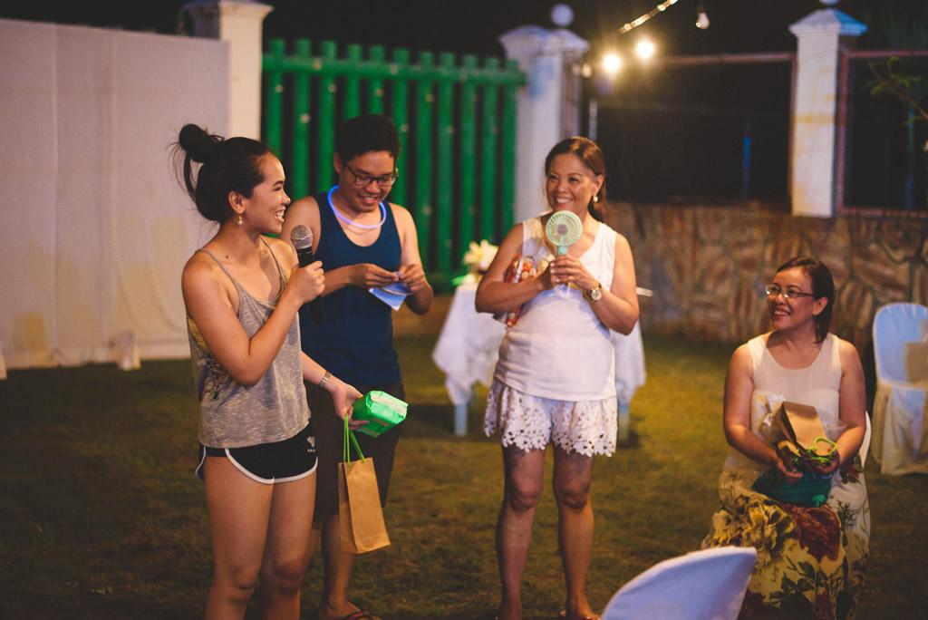 Valerie and Johannes - Cebu Wedding at The Summer House