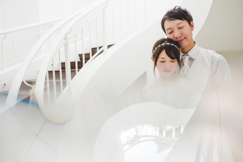 Pre-wedding session of Eisuke and Akane